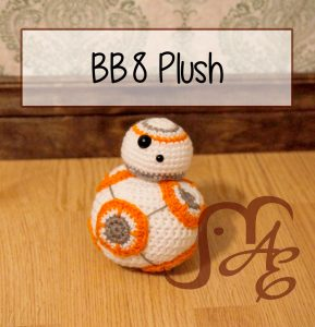 Crochet BB8 Droid
