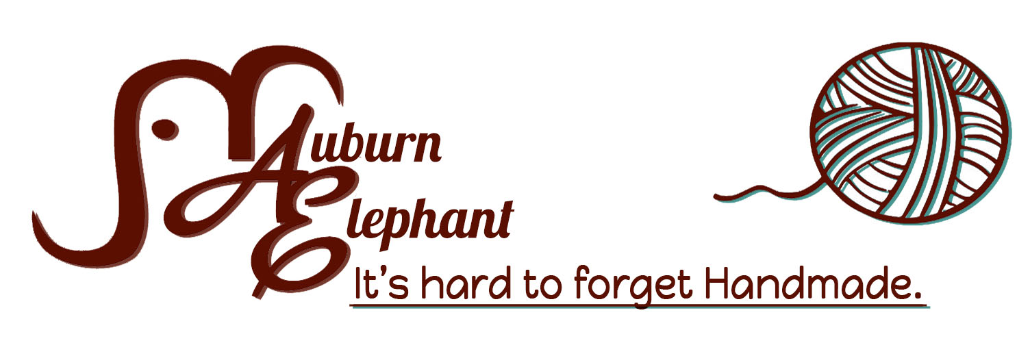 Auburn Elephant, It's hard to forget handmade.